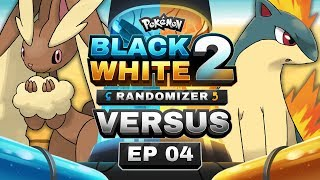 OUR RIVAL IS THE WORST - Pokémon Black 2 And White 2 Randomizer Nuzlocke Versus w/ HDvee! Ep4
