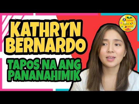 Kathryn Bernardo, Nagpahayag Ng Saloobin Tungkol Sa ABS-CBN Shutdown
