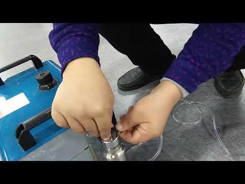 BT 350SFP 80L/hour HHO Generator demo video part 1 of 3
