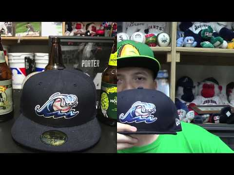 New Era MLB MiLB West Michigan White Caps Baseball Hat Review