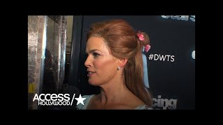 'Dancing With The Stars': Nancy Kerrigan On Struggling With Her Confidence On The Dance Floor