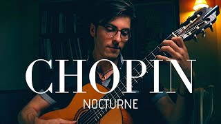 Chopin, Nocturne_On Guitar!