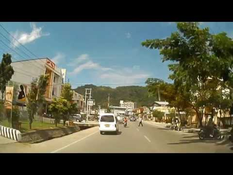 Jayapura to Sarmi, Papua Province(3) パプア州のジャヤプラからサルミへ