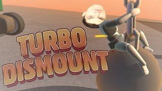"""Turbo Dismount! - """"Zmasakrowany LJay!"""""""