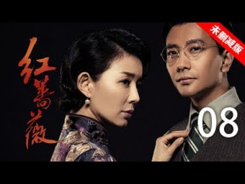 红蔷薇 08丨Wild Rose 08(主演:杨子姗,陈晓,毛林林,谭凯)【未删减版】