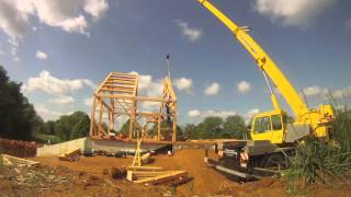 King Barns :: Timber Frame Construction