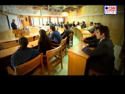 IIFT Delhi - CNN IBN Shining B-Schools of India 2012-13