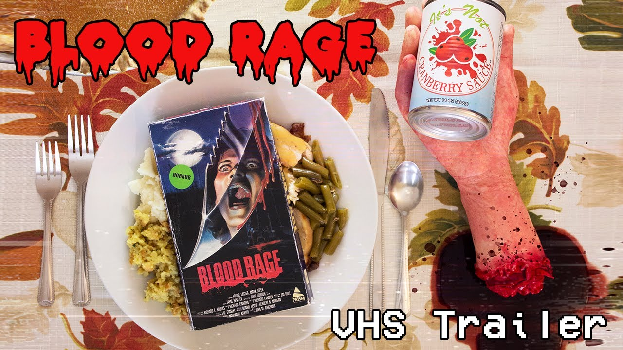 Download Blood Rage (1987) VHS Trailer