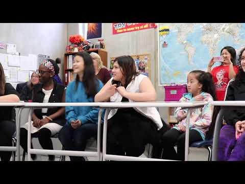 Girl Power at Metro Deaf School