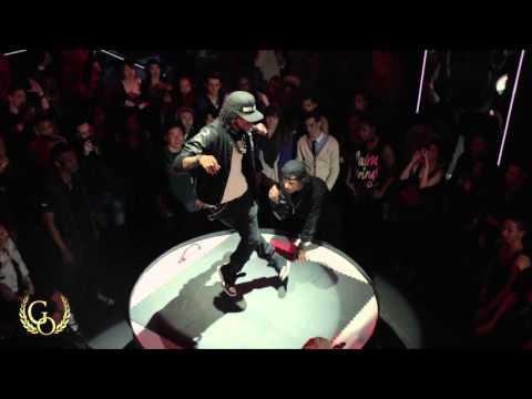 Ground Zero @ VIP ROOM - Bruce Ykanji & Les Twins