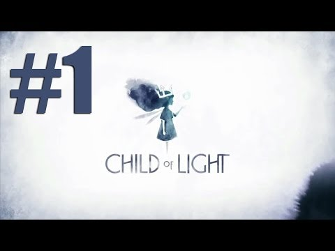 Let's Play PC - Child of Light #1 HD FR