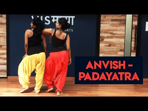 Anvish | The Crew Dance Company | Ft. Shubhamani | Padayatra