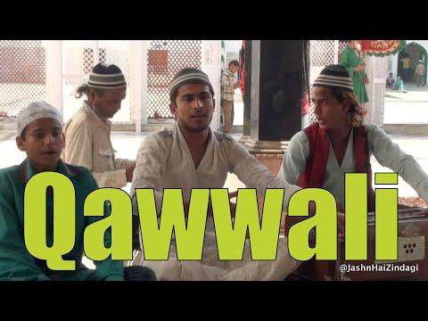Har mushkil hal ho jaati hai - Qawwali at Bu Ali Shah Qalandar Dargah