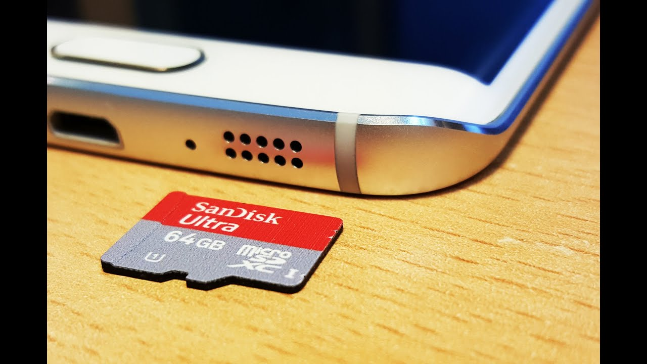 Sd Karte Für Samsung Galaxy S7.Use Micro Sd Card Expand Storage On Samsung Galaxy S6 S6 Edge