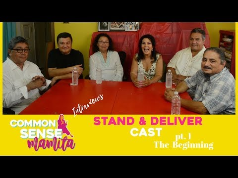 Stand and Deliver Cast: 30 Years Later! On Being Latin in Hollywood
