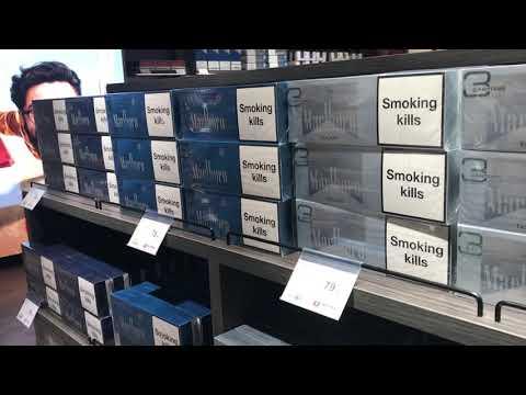Cigarette Packaging In Turkey