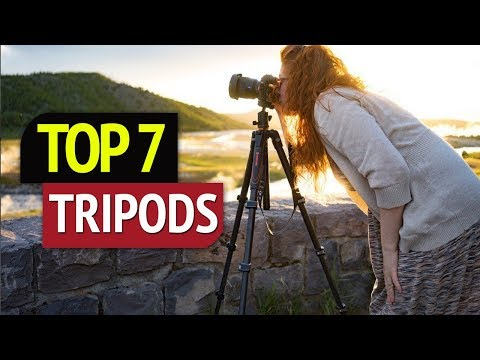 TOP 7: Best Tripods