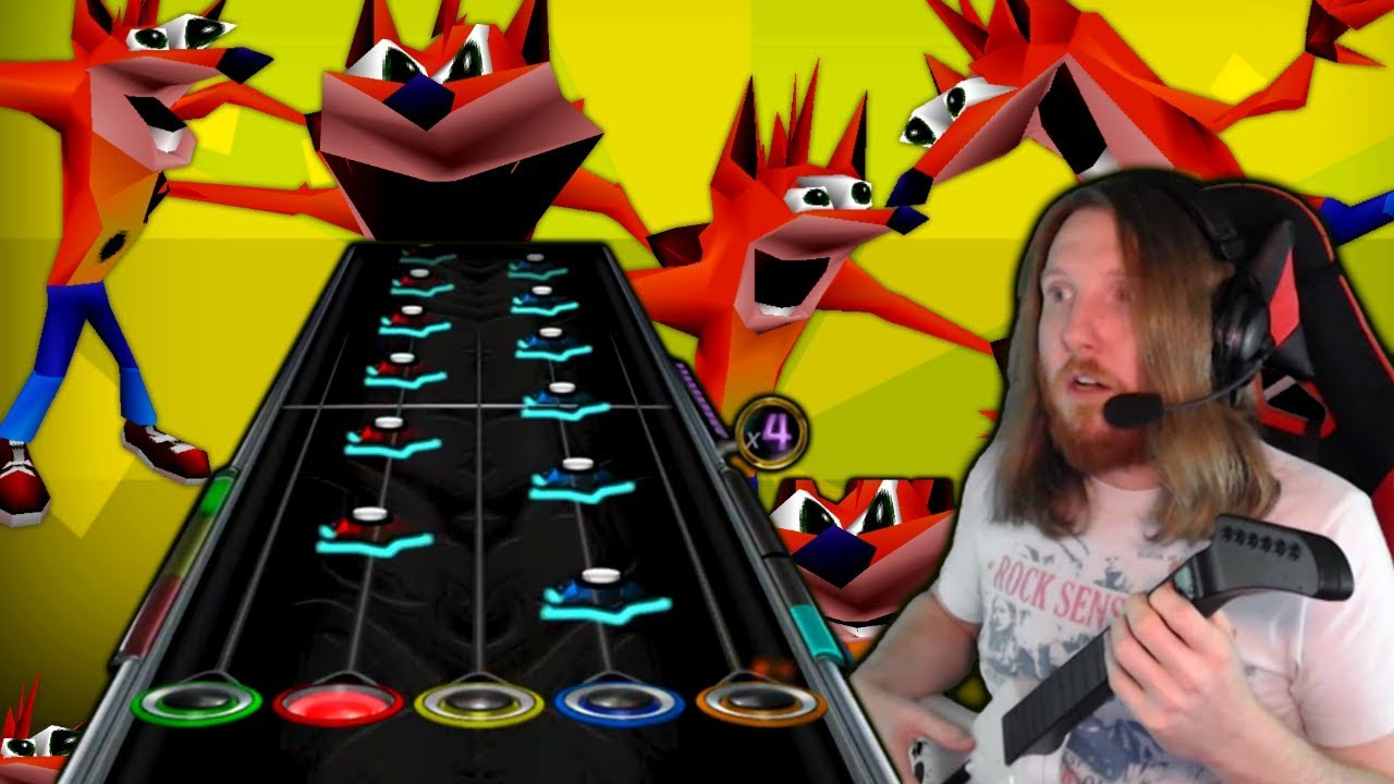 Crash Bandicoot 3 ~ WOAH! Memes WARPED 100% FC