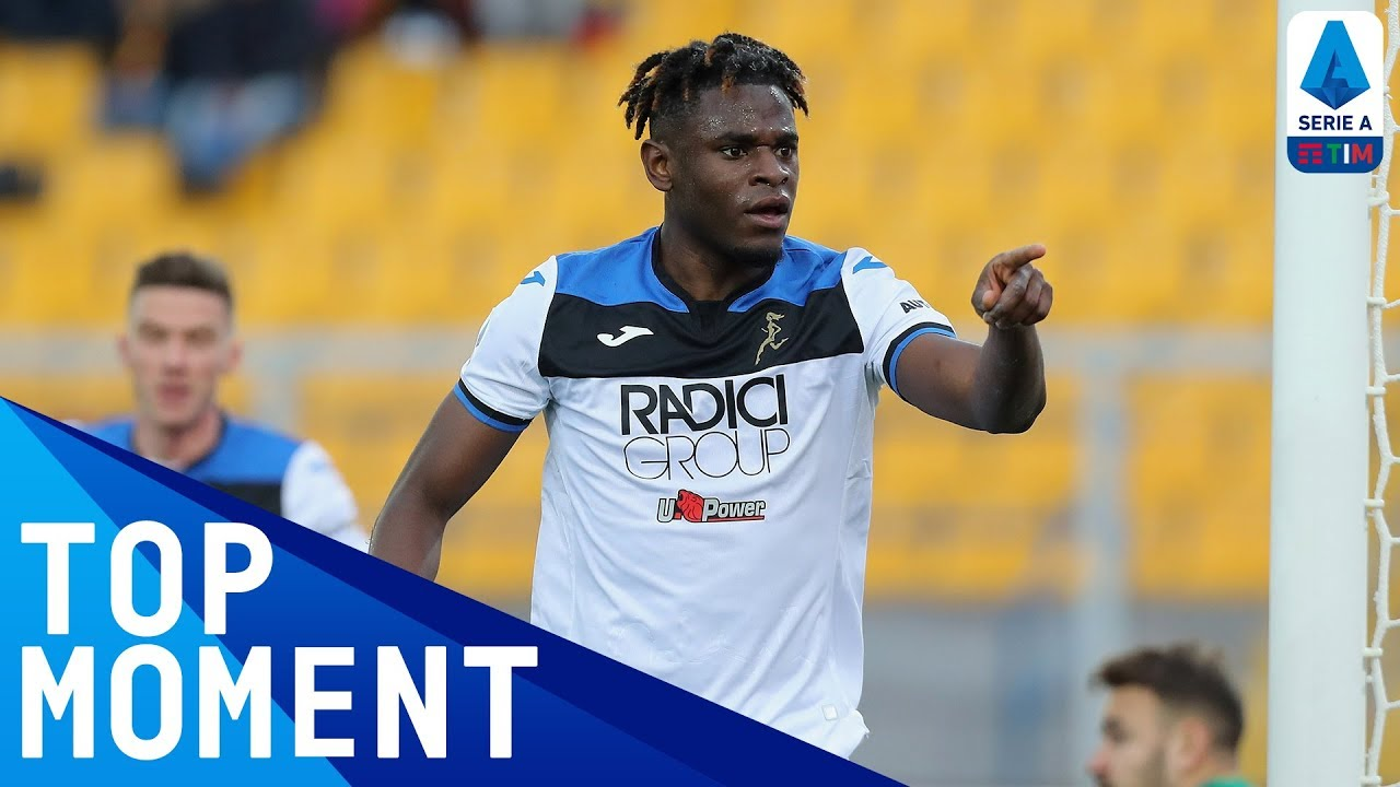 Zapata Scores Brilliant Hat-Trick as Atalanta Hit 7 | Lecce 2-7 Atalanta | Top Moment | Serie A TIM