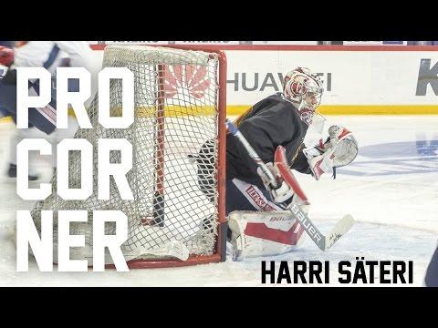 Entiset lupaukset - PRO Corner - Harri Säteri (Vityaz Podolsk)