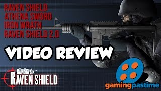 Rainbow Six 3: Gold Edition, Iron Wrath, & Raven Shield 2.0 Video Review