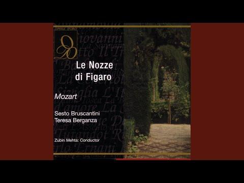 Mozart: Le Nozze di Figaro: Non so piu cosa son, cosa faccio (Act One) mp3