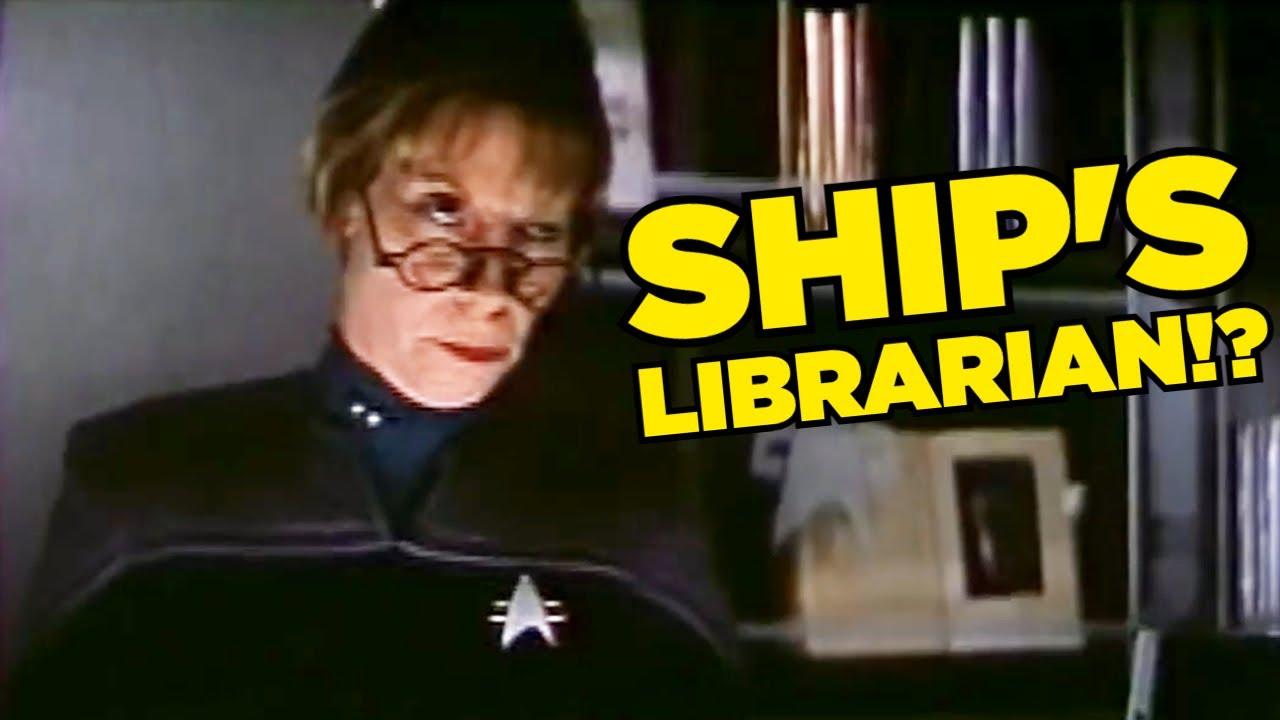 Star Trek: 10 Starfleet Jobs You Won't Believe Exist