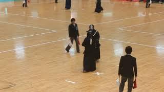 Aichi vs Saga (pt2 of 4) - 10th All Japan Interprefecture Ladies Kendo Championship