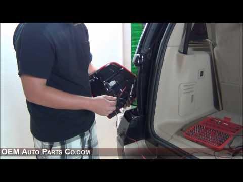 - Ford Rear View Backup Camera Installation