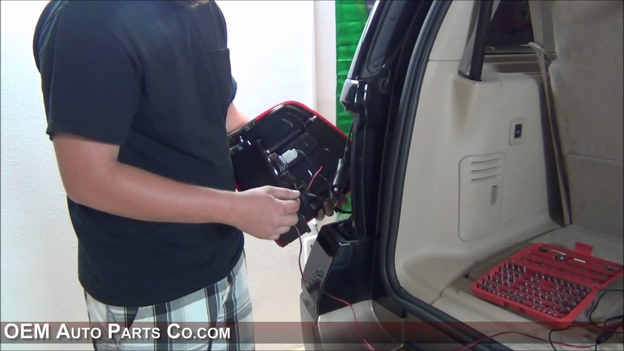 20092019 Ford Rear View Backup Camera Installation  YouTube