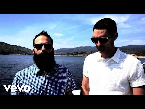 Capital Cities - One Minute More (Behind The Scenes)