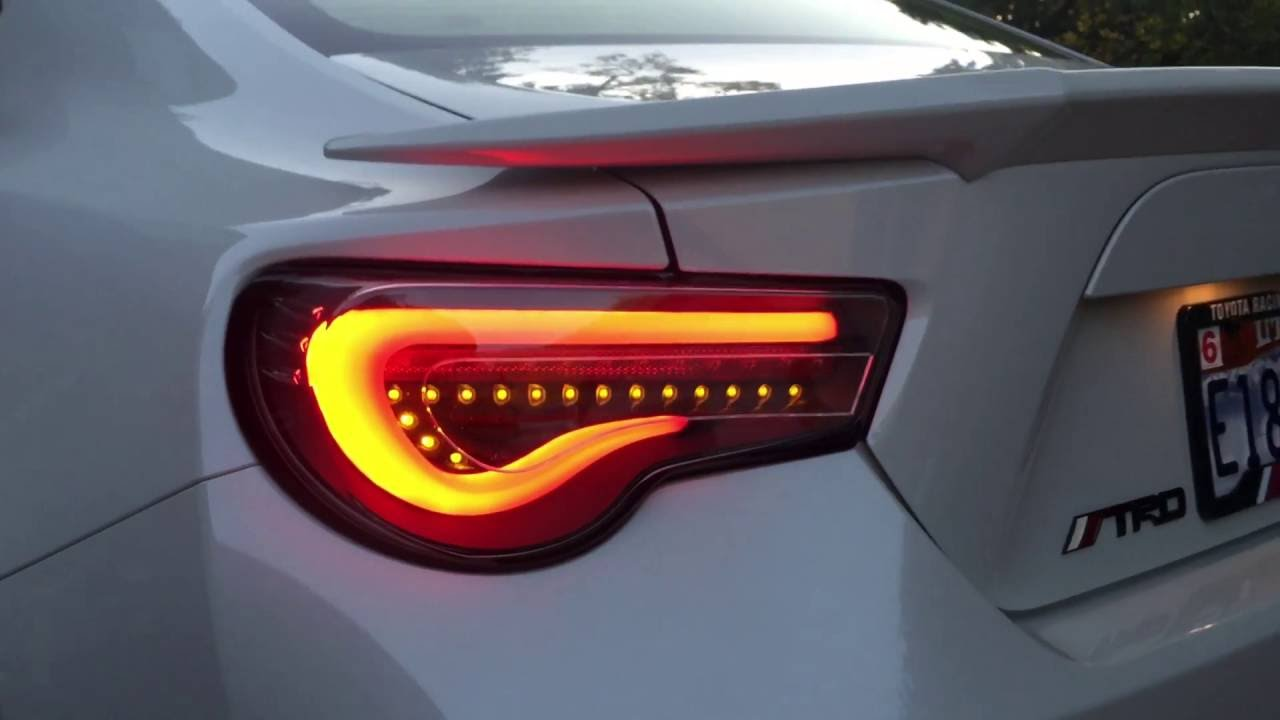 Fr S Valenti Sequential Tail Lights Youtube