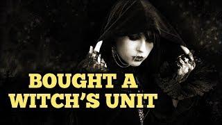 FOUND A WITCH