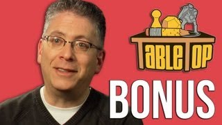 Bill Prady extended inteŗview from Elder Sign - TableTop ep 11