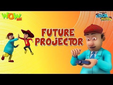 Future Projector- Chacha Bhatija- 3D Animation Cartoon for Kids - As seen on Hungama TV