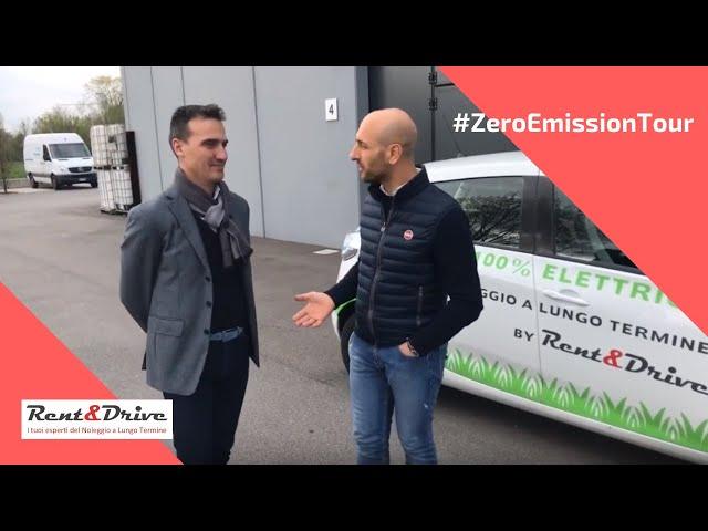 3° tappa di #ZeroEmissionTour: oggi siamo con Alberto di Cmatic Spa