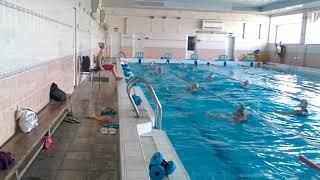 """Копия видео """"Аквааэробика, aqua fitness"""""""
