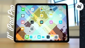 """The Honest 11"""" iPad Pro Review.."""
