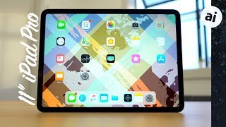 "The Honest 11"" iPad Pro Review.."