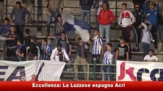 Acri-Luzzese 0-1