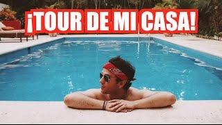 ¡TOUR DE MI CASA DE PLAYA! - Beto Pasillas