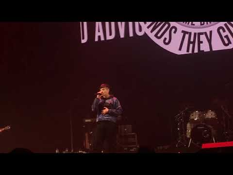 Louis Tomlinson - Back To You // Key103 live Manchester 9/11/17