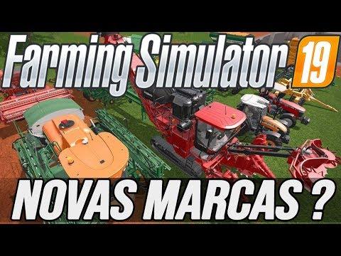 Novas Marcas no Farming Simulator 19 (Farming Simulator 17 Multiplayer Gameplay)