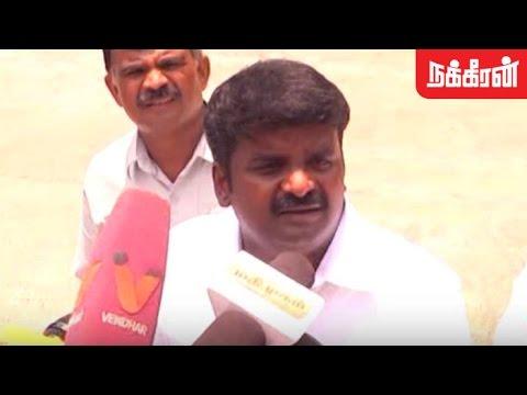 அரசியல் காழ்ப்புணர்ச்சியே காரணம்..? TamilNadu Health Minister Vijayabaskar about Income Tax Raid