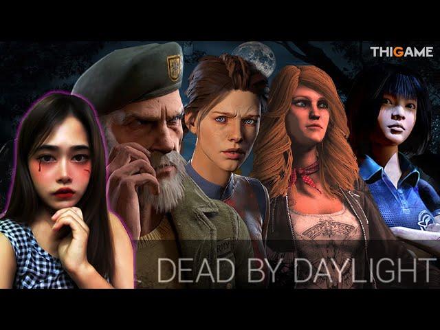 Dead by Daylight - ดับอนาถที่หน้าประตู