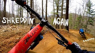 BACK TO THE BIKE PARK   Riding Bailey Mountain Gravity Park in North Carolina