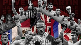 PREMIER BOXING CHAMPIONS LOADS THE JULY CALENDER WITH ACTION PACK FIGHTS #NewMedia