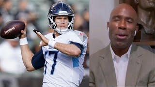 [BREAKING] Terrell Davis SHOĊKED Tennessee Titans vs Denver Broncos 16-14, Tannehill 249 Yds, 3 TD