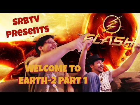 SRBTV Presents The Flash S02E13 Welcome to Earth 2