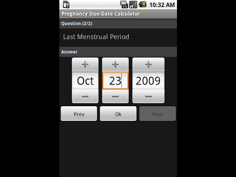 how to pregnancy due date calculator by days, month and years